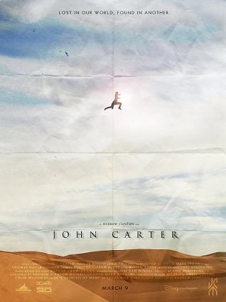 John Carter 2012 Committed To Celluloid