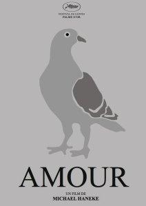 Amour pigeon