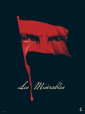 les misérables fan poster