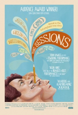 the sessions retro poster