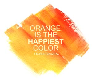 Orange-Quote
