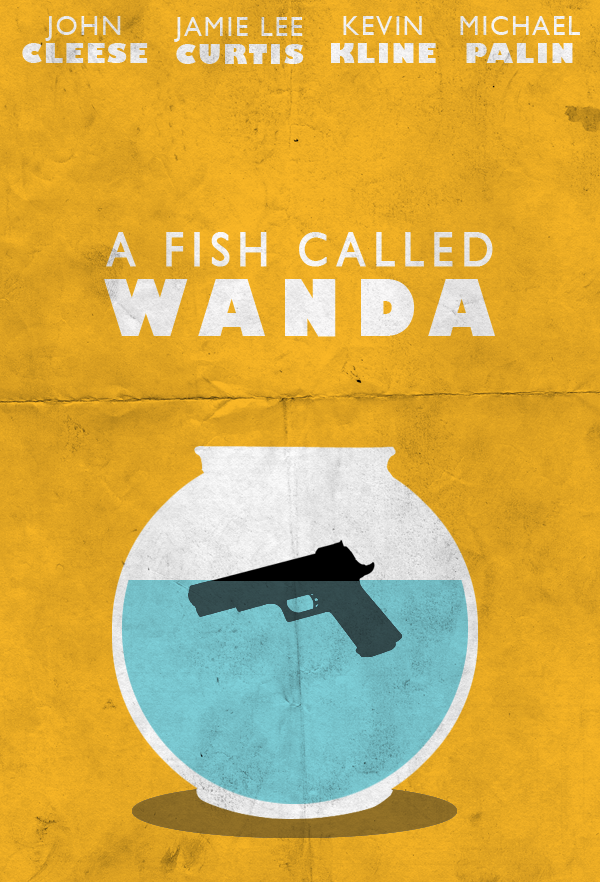 Flash review a fish called wanda 1988 committed to for Fish call review
