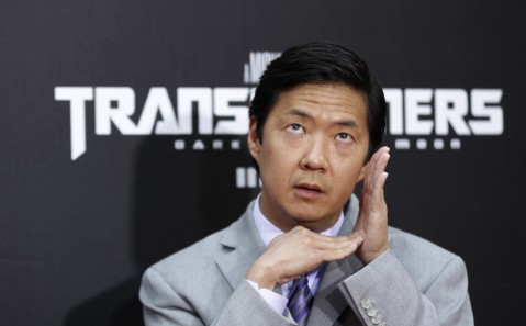 121324-cast-member-ken-jeong-arrives-for-the-premiere-of-transformers-dark-of