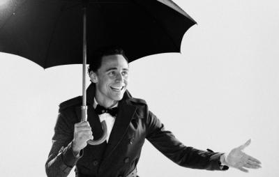 Actor Tom Hiddleston
