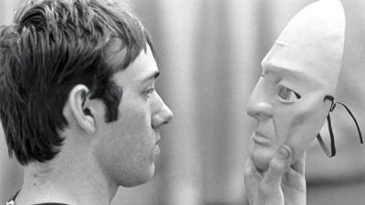 Kevin Spacey in mask class