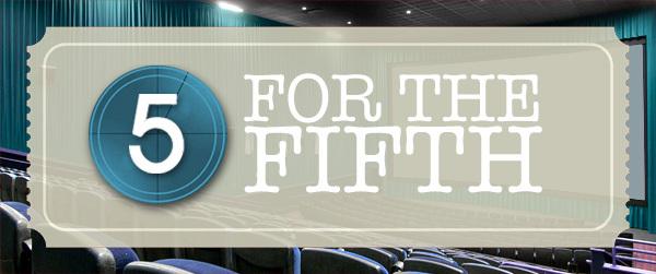 fiveforfifth2014