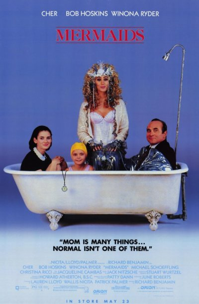 Quirky and funny; it also includes one of Winona Ryder's finest performances