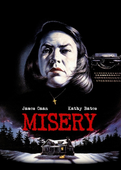 A fantastically creepy villain brought to life by a superb Kathy Bates
