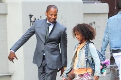 Celebrity Sightings In New York City - September 25, 2013